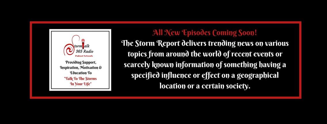The Storm Report - imagen de portada