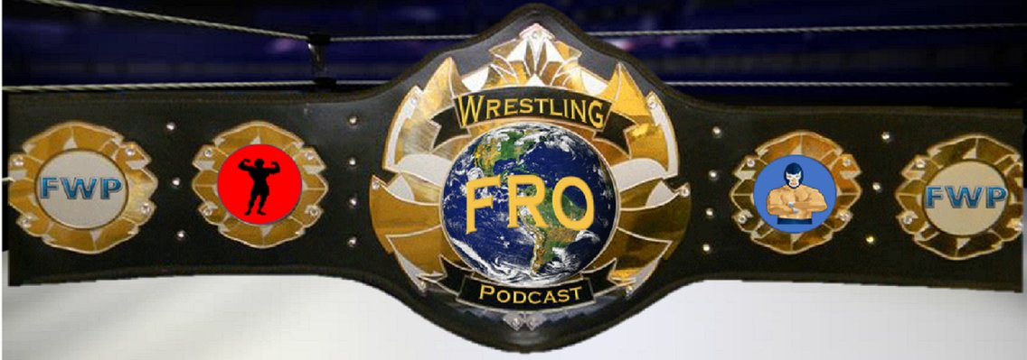 Fro Wrestling Podcast - Cover Image