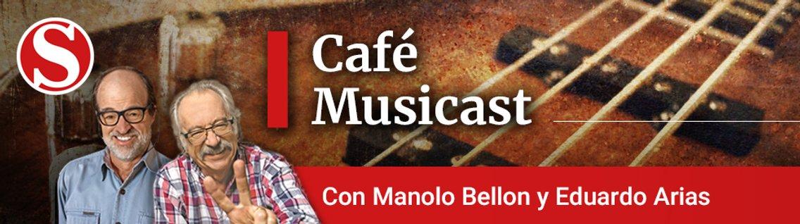 Café Musicast - Cover Image