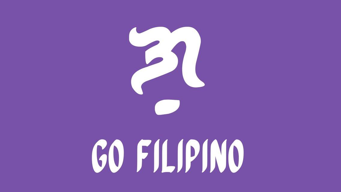 Go Filipino: Let's Learn Tagalog - imagen de portada