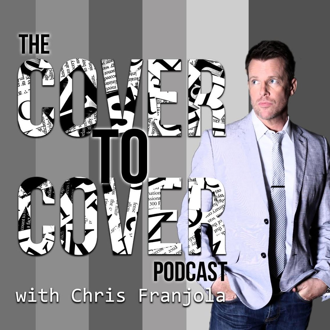 Cover to Cover Podcast w/ Chris Franjola - immagine di copertina
