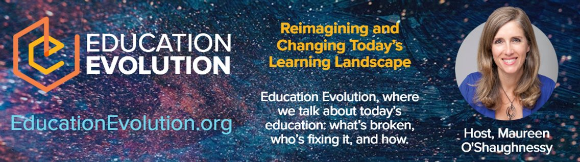 Education Evolution - Cover Image