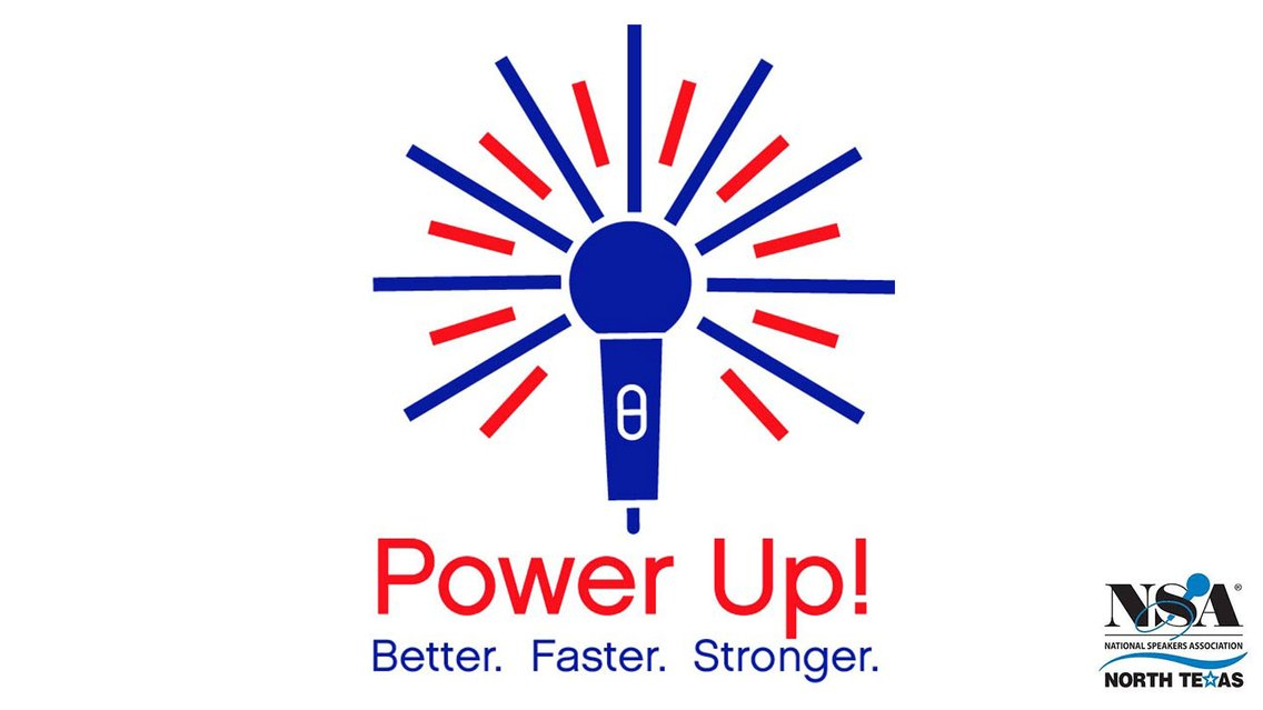 Power Up! with NSA North Texas - Cover Image