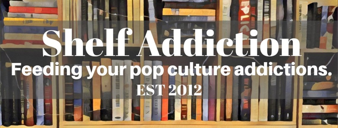 Shelf Addiction Podcast - Cover Image