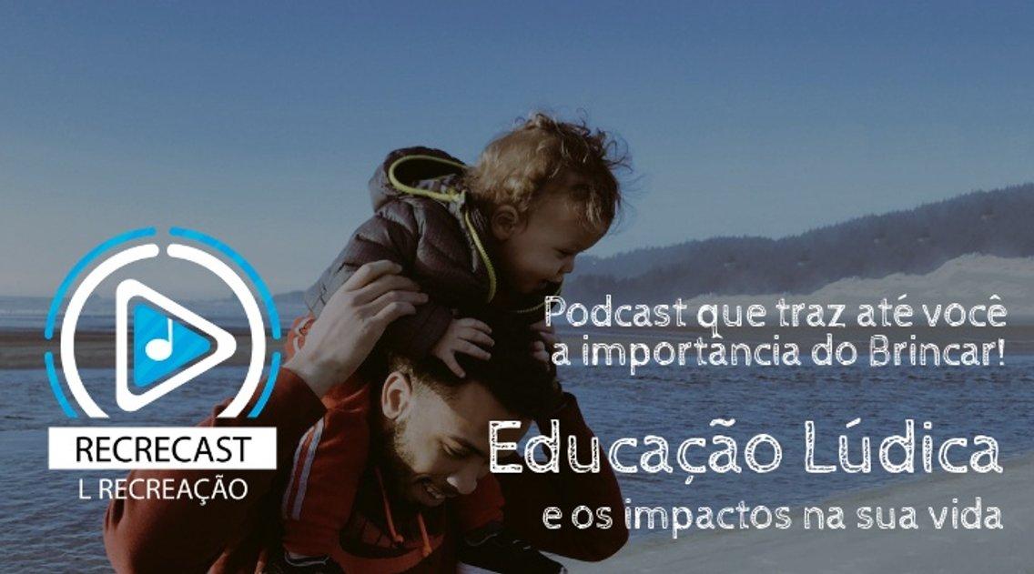 Recrecast - Recreação - Cover Image