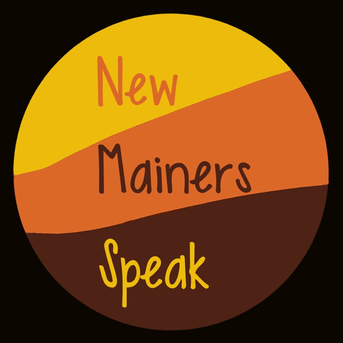 New Mainers Speak - Cover Image