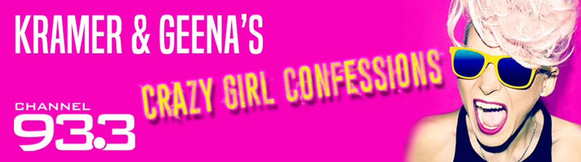 Crazy Girl Confessions - Cover Image