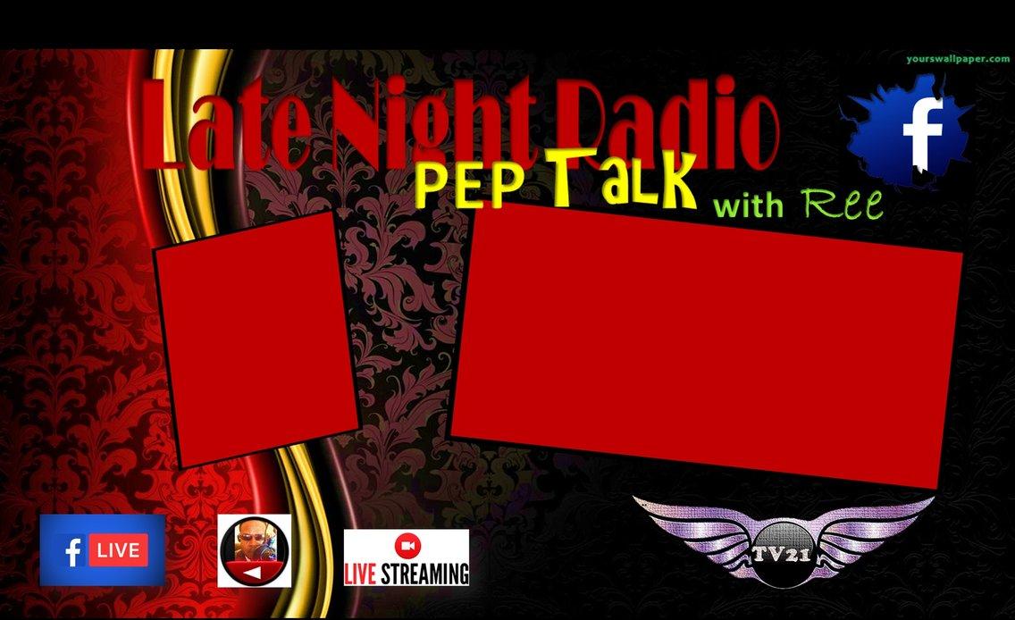 P.E.P. TALK with Ree - immagine di copertina