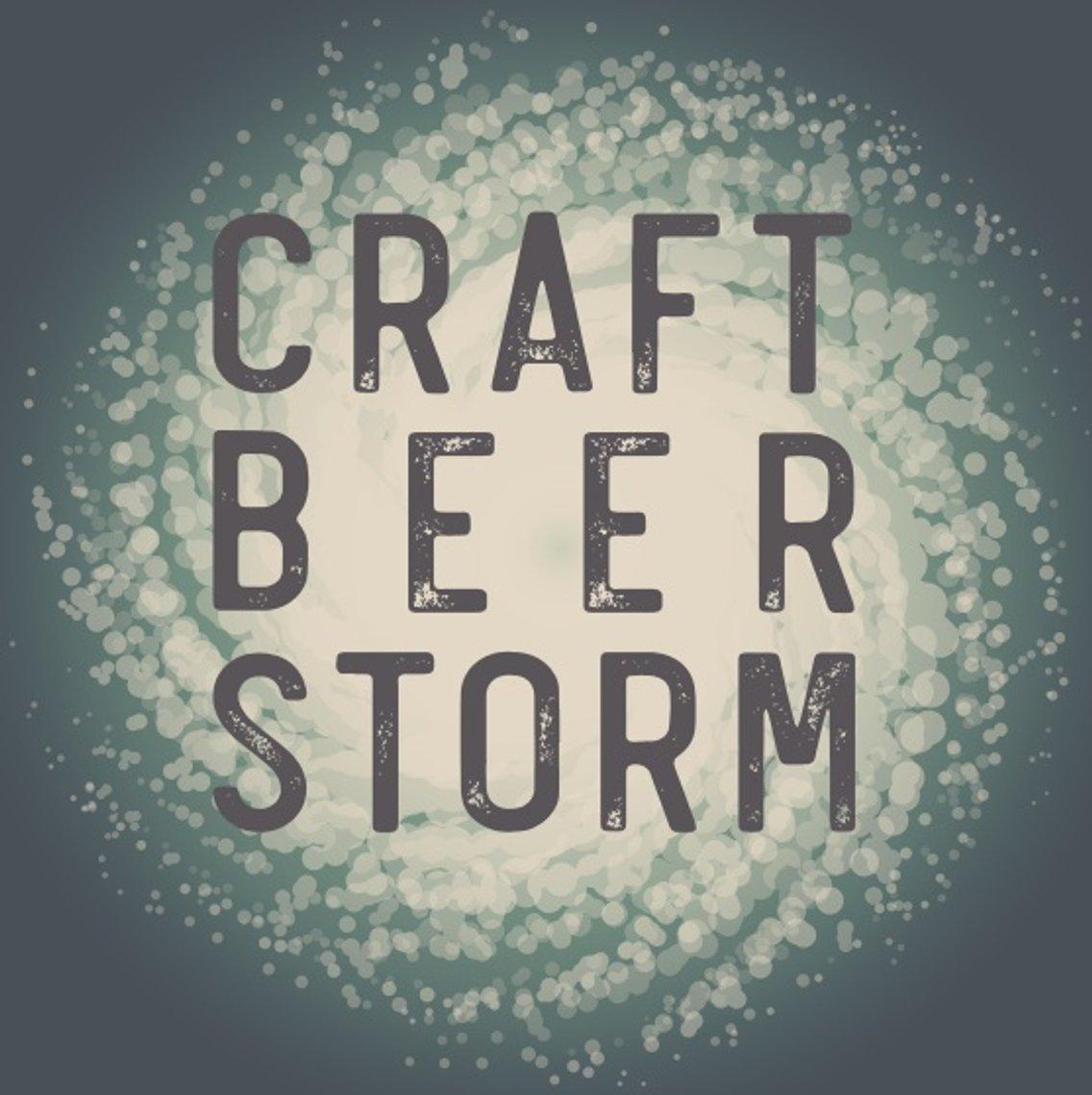 Craft Beer Storm - imagen de portada