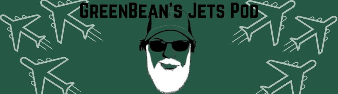 GreenBean's NY JETS POD - Cover Image