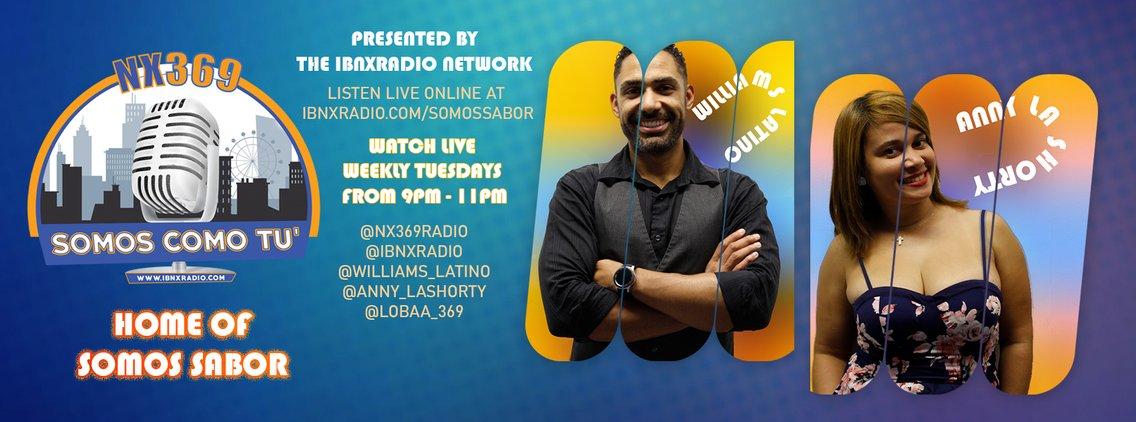 Somos Sabor Radio Show on NX369 - immagine di copertina