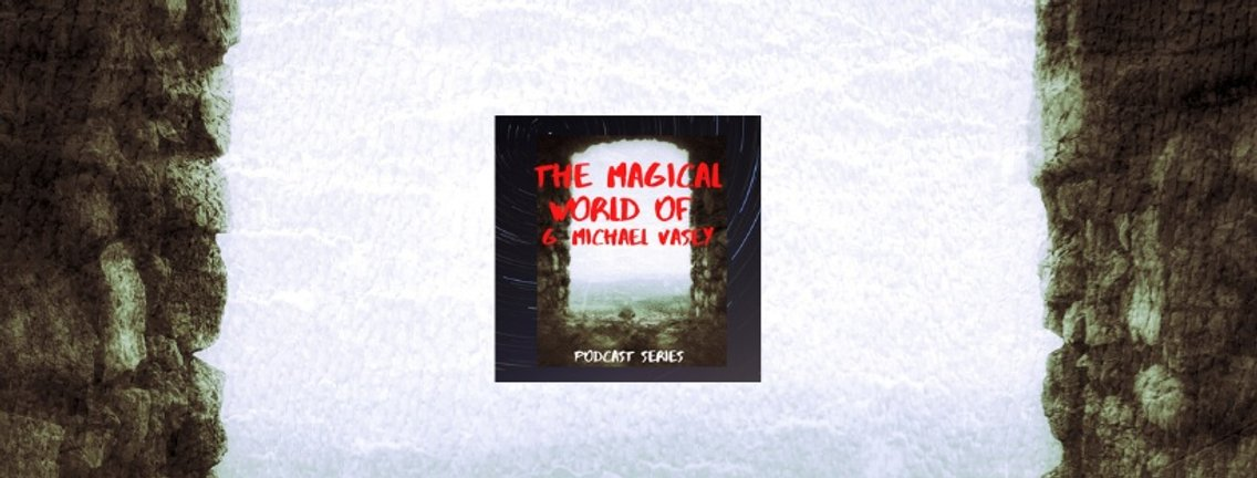 The Magical World of G. Michael Vasey - Cover Image