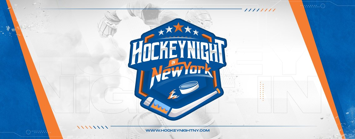 Hockey Night In New York - Cover Image