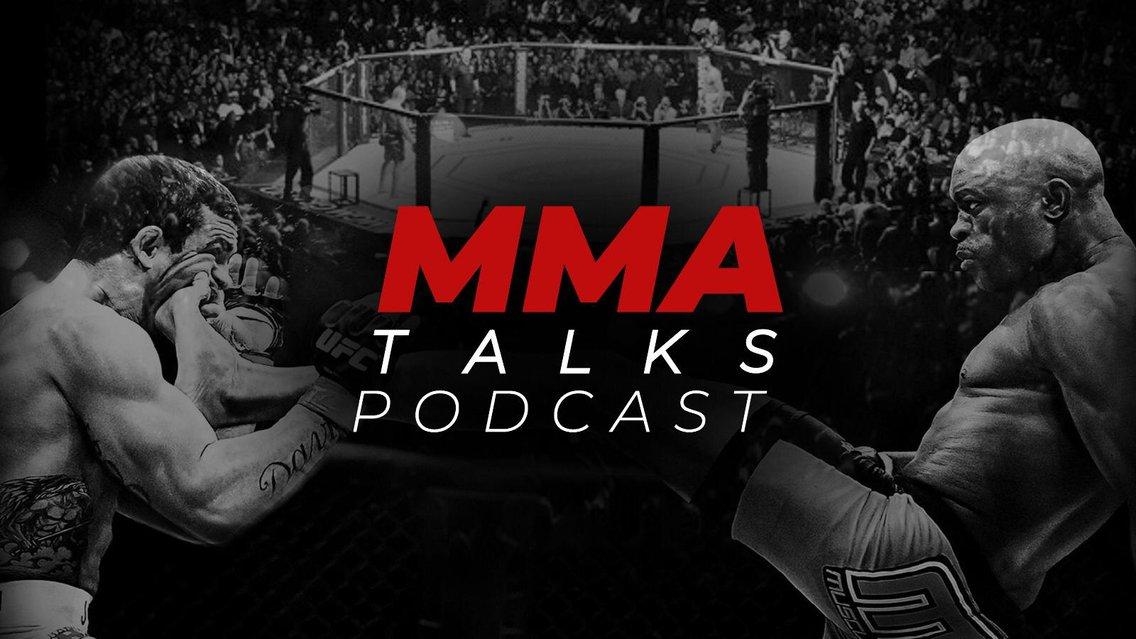 MMA Talks Podcast - immagine di copertina