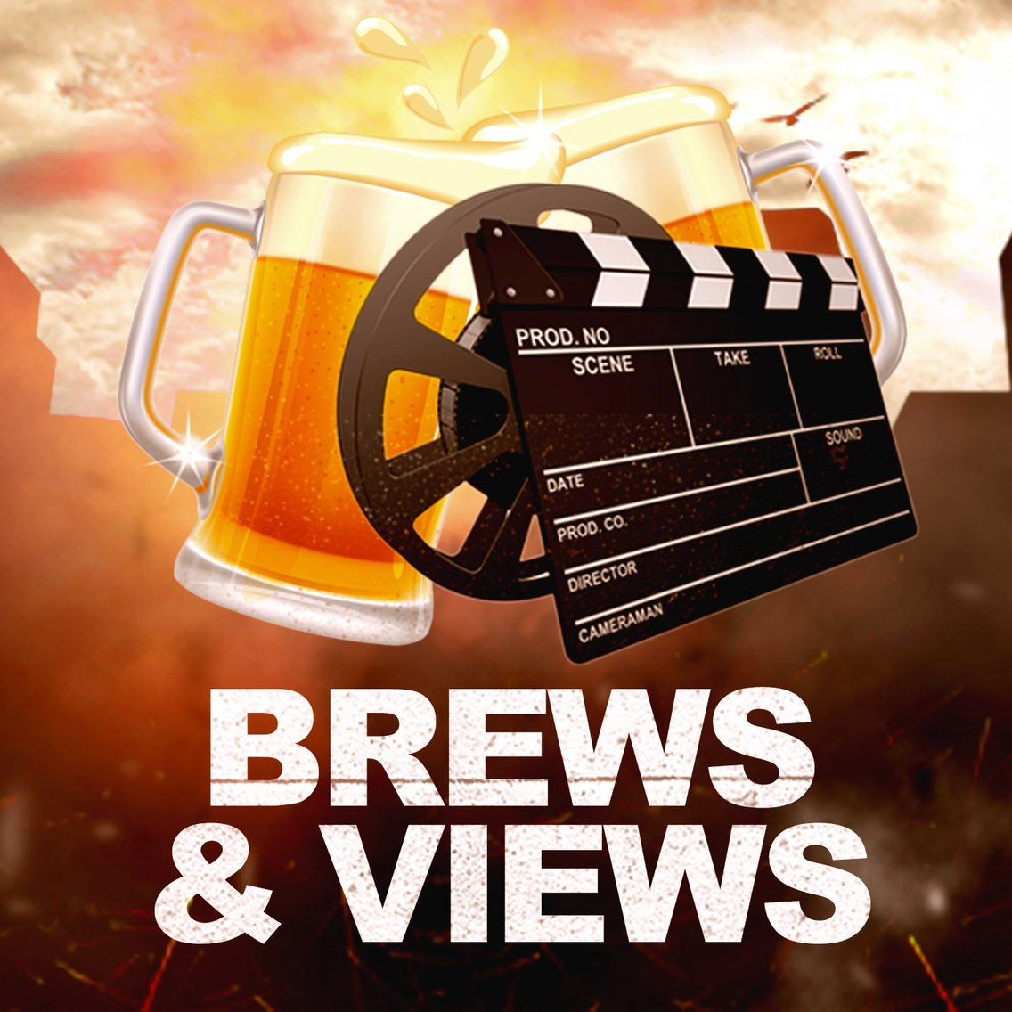 Brews & Views - imagen de portada