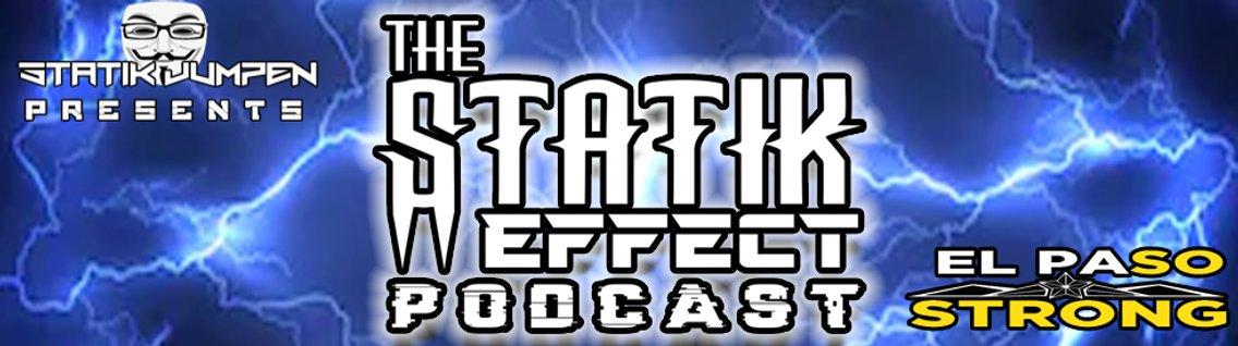 The Statik Effect Podcast - immagine di copertina