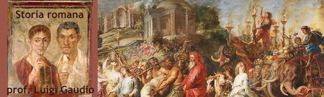 Storia romana - Cover Image