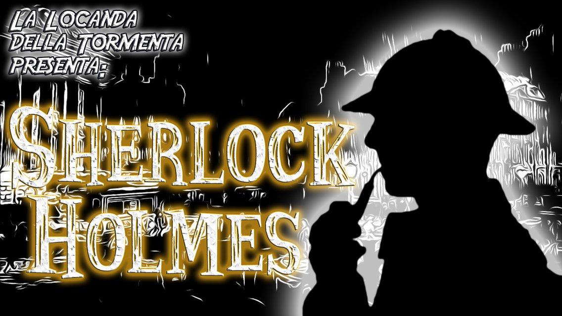 Audiolibri Sherlock Holmes - immagine di copertina