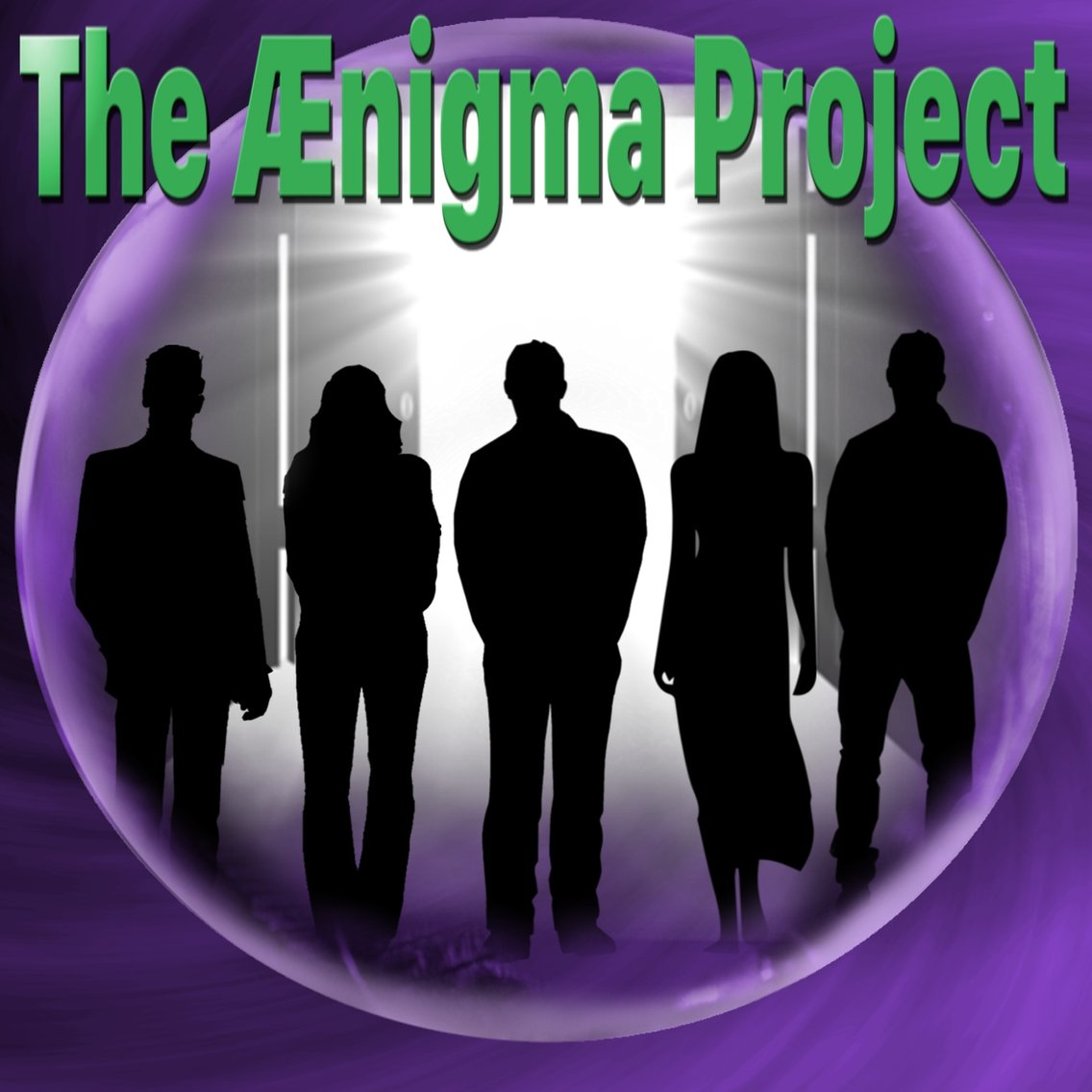 The Ænigma Project - Cover Image