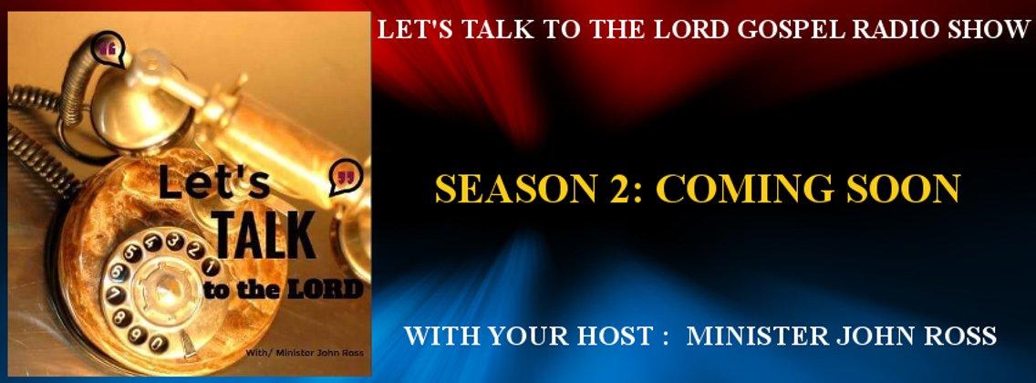 Let's Talk to the Lord - immagine di copertina