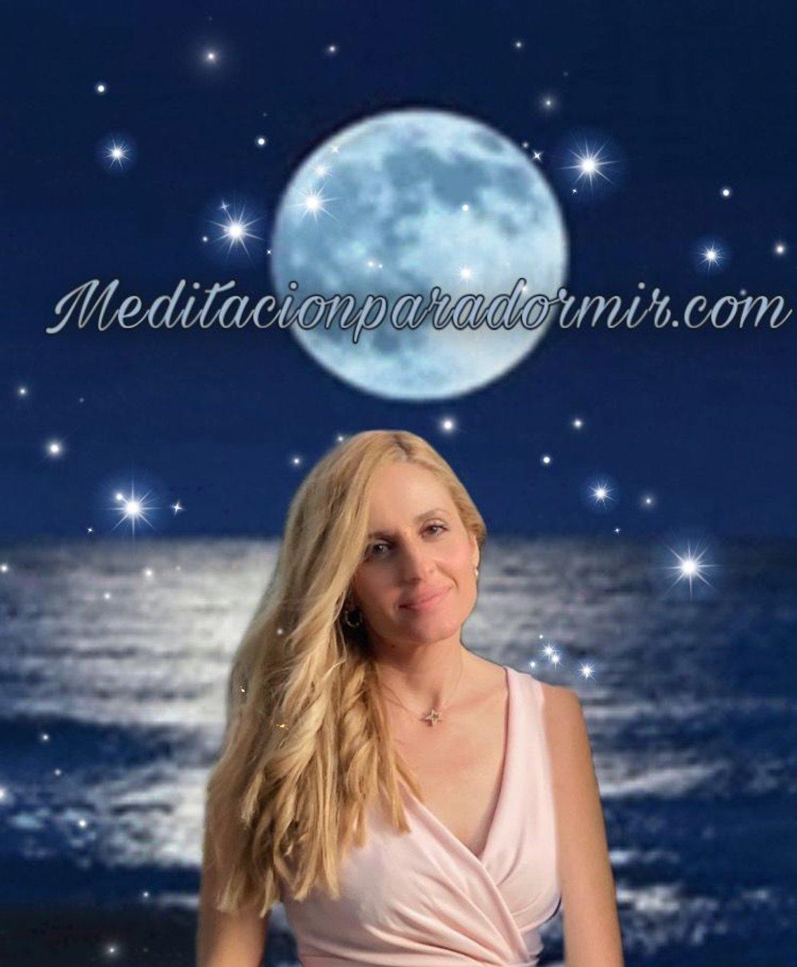 Meditación para dormir - Cover Image
