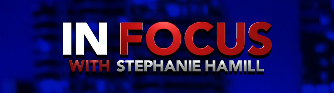 In Focus with Stephanie Hamill - Cover Image