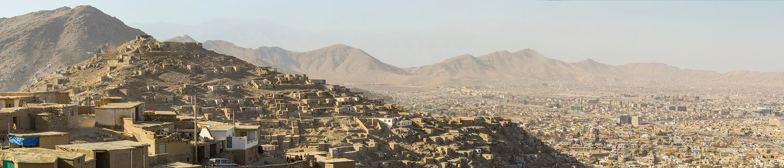 Passaggio afgano - Cover Image