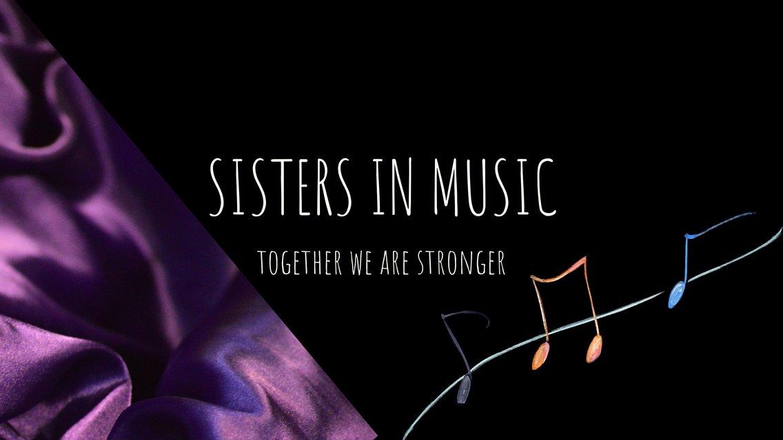 Sisters In Music Radio - immagine di copertina