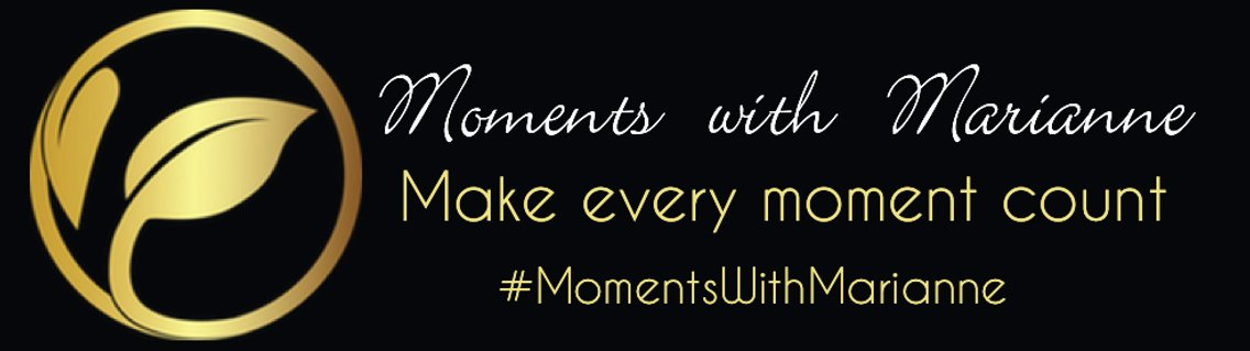 Moments with Marianne - Cover Image