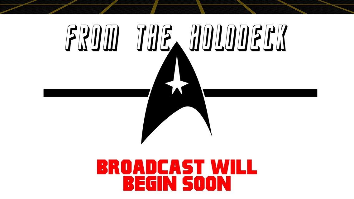 Star Trek: From the Holodeck - immagine di copertina