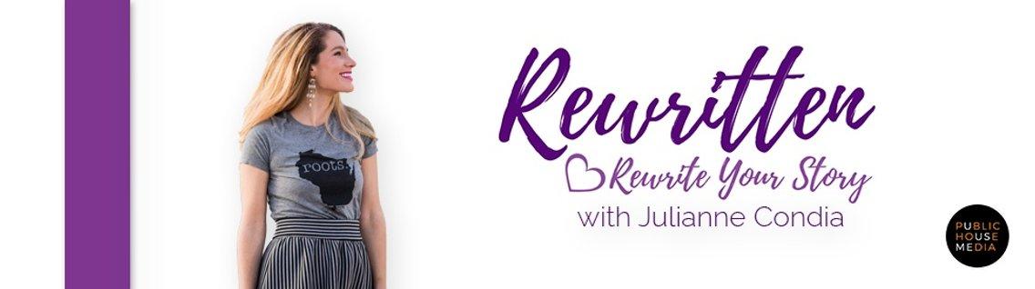 Rewritten with Julianne Condia - immagine di copertina