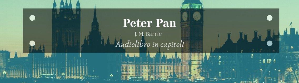 ∞ PETER PAN ∞ J.M.Barrie ☆ Audiolibro ☆ - imagen de portada