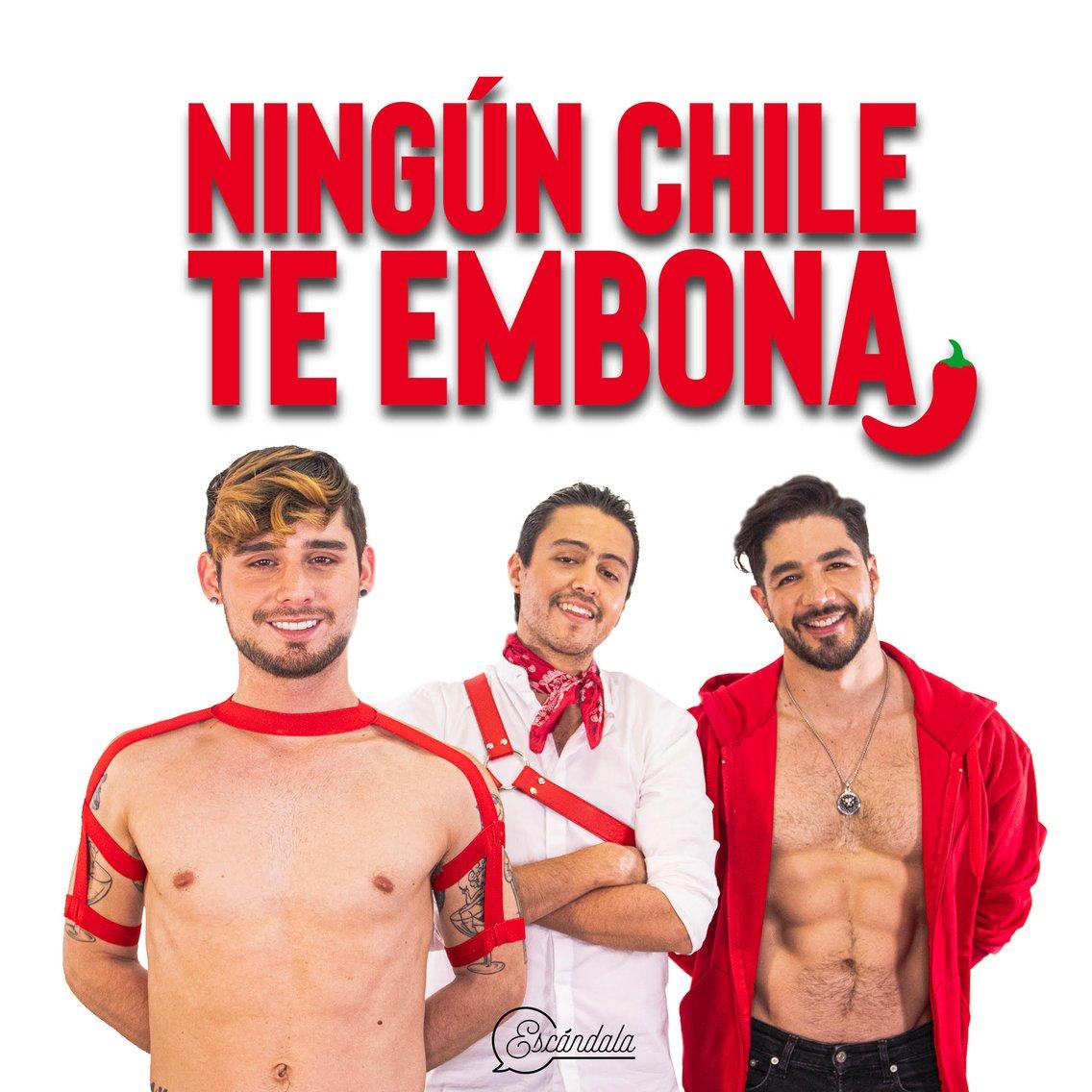 Ningún chile te embona - Cover Image