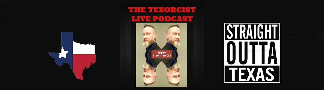 The Texorcist Live Podcast - Cover Image
