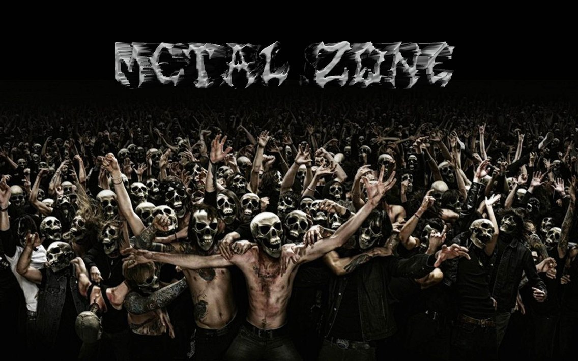 Metal Zone - Cover Image