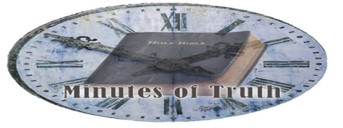 Minutes of Truth - Cover Image