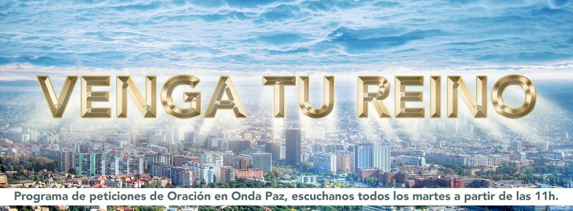 VENGA TU REINO - imagen de portada