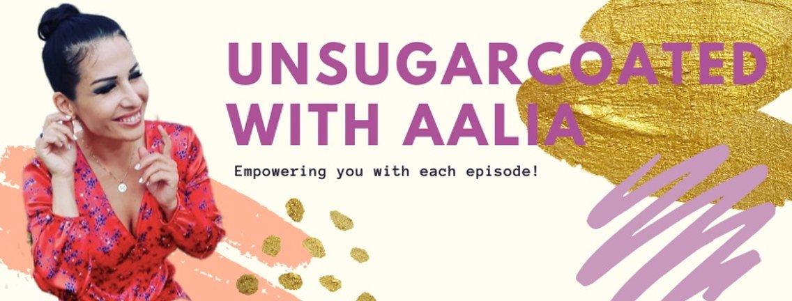 UNSUGARCOATED with Aalia - imagen de portada