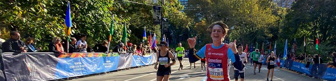 Dal Verrazzano a Central Park // Viaggio nella Maratona di New York - Cover Image