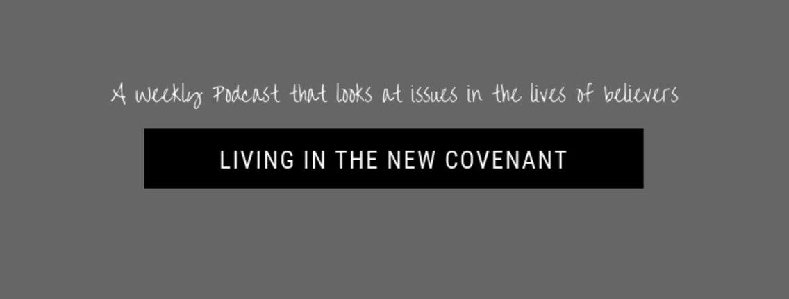 Living In The New Covenant - immagine di copertina