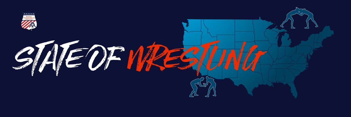 State of Wrestling by the NWCA - Cover Image