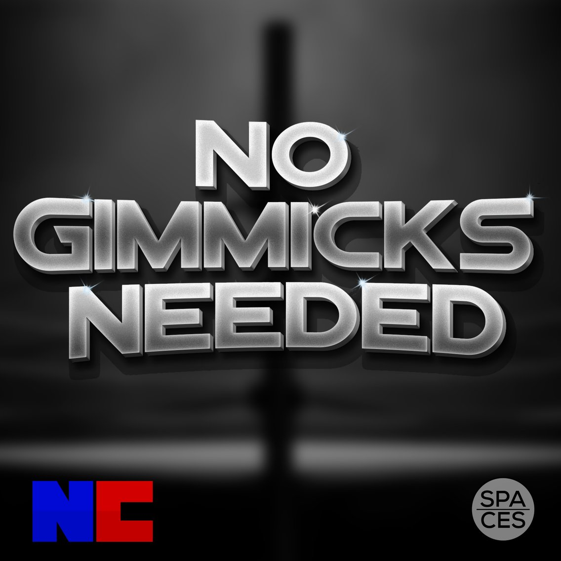 No Gimmicks Needed - immagine di copertina