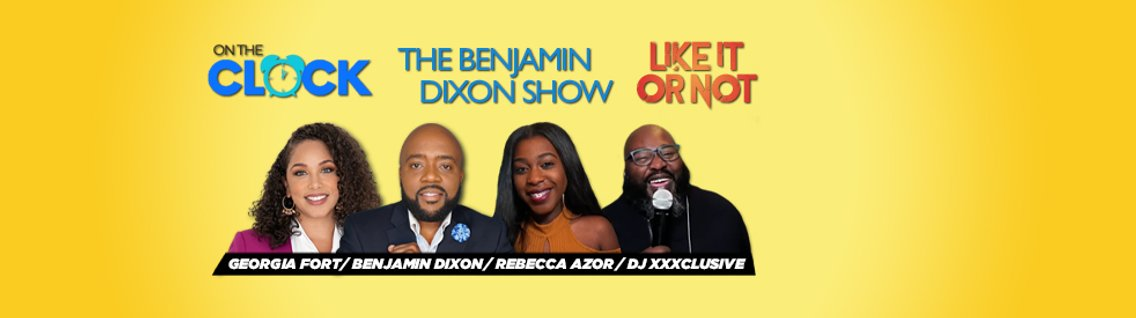 The Benjamin Dixon Show - immagine di copertina