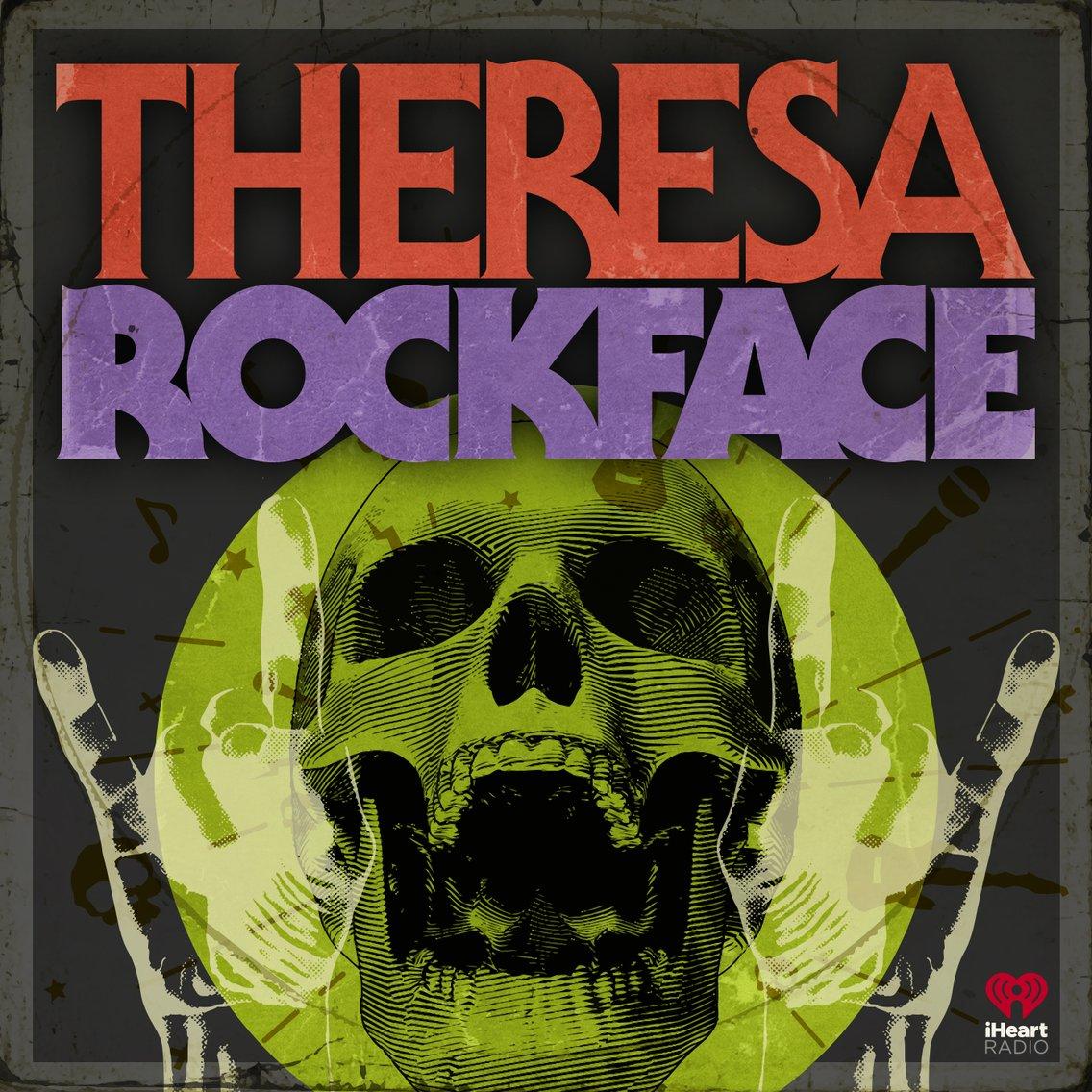 TheresaRockface - Cover Image