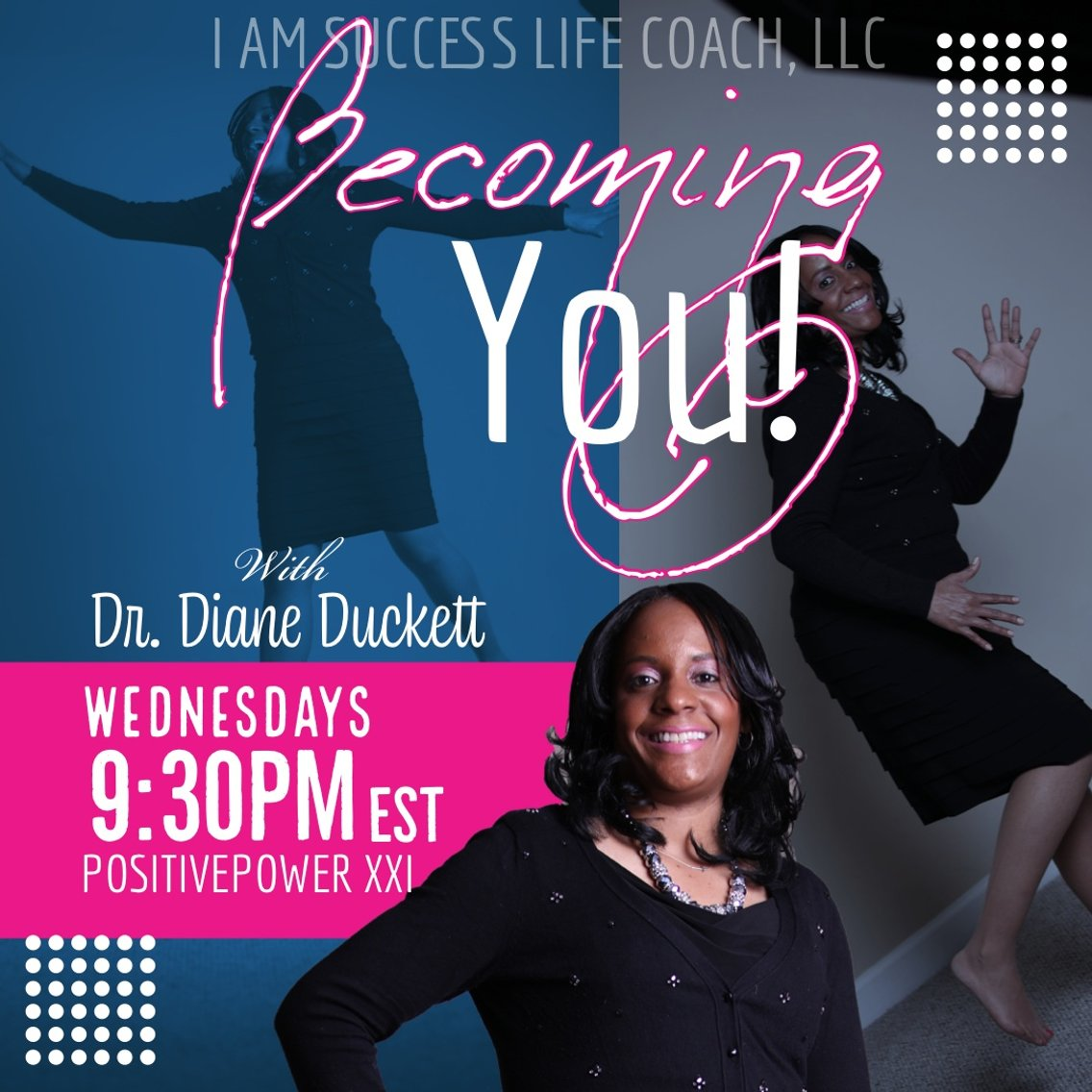 BECOMING YOU with Dr. Diane Duckett - immagine di copertina