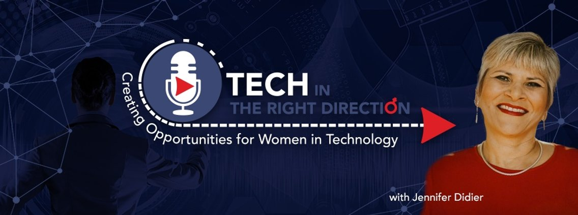 Tech in the Right Direction - Cover Image