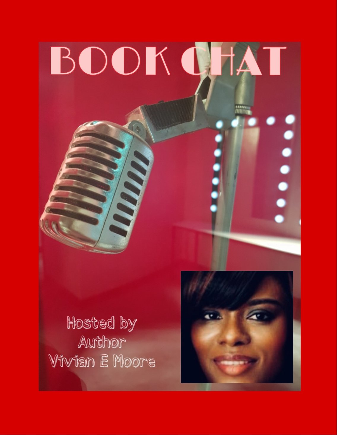 Book Chat W/Author Vivian E. Moore - Cover Image