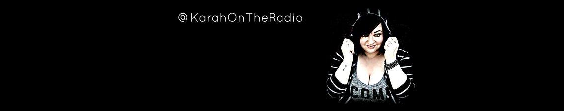 Karah On The Radio - Cover Image