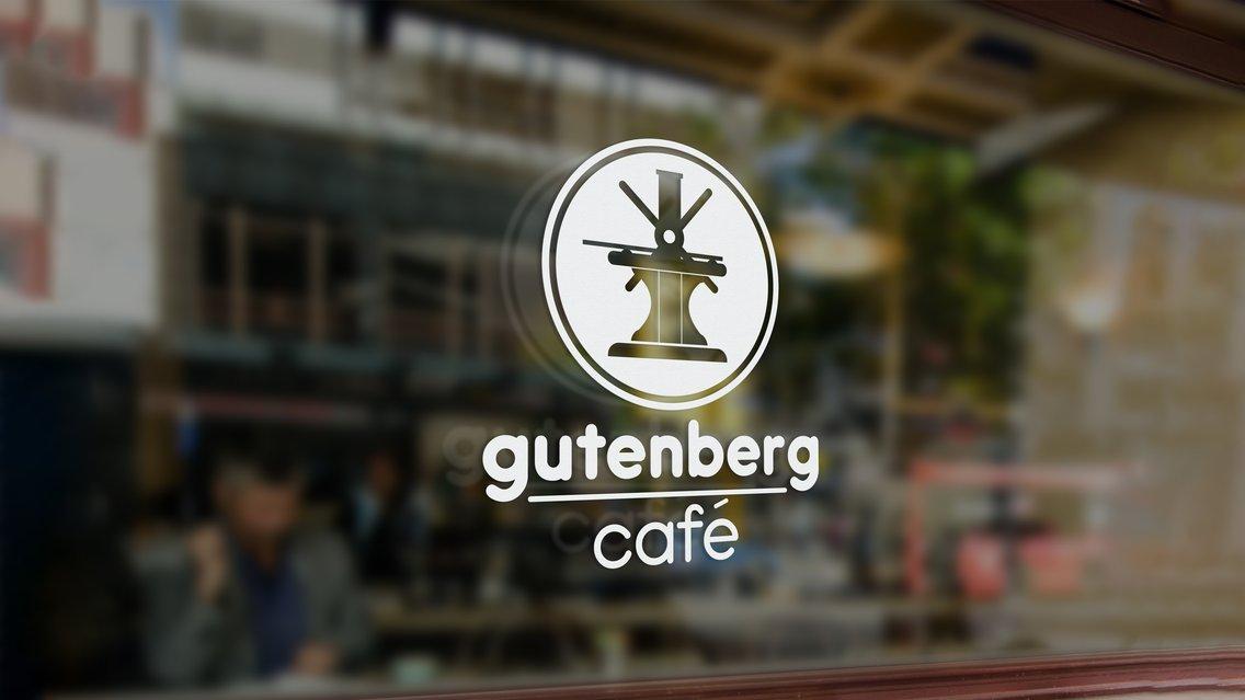 Gutenberg Café - Cover Image