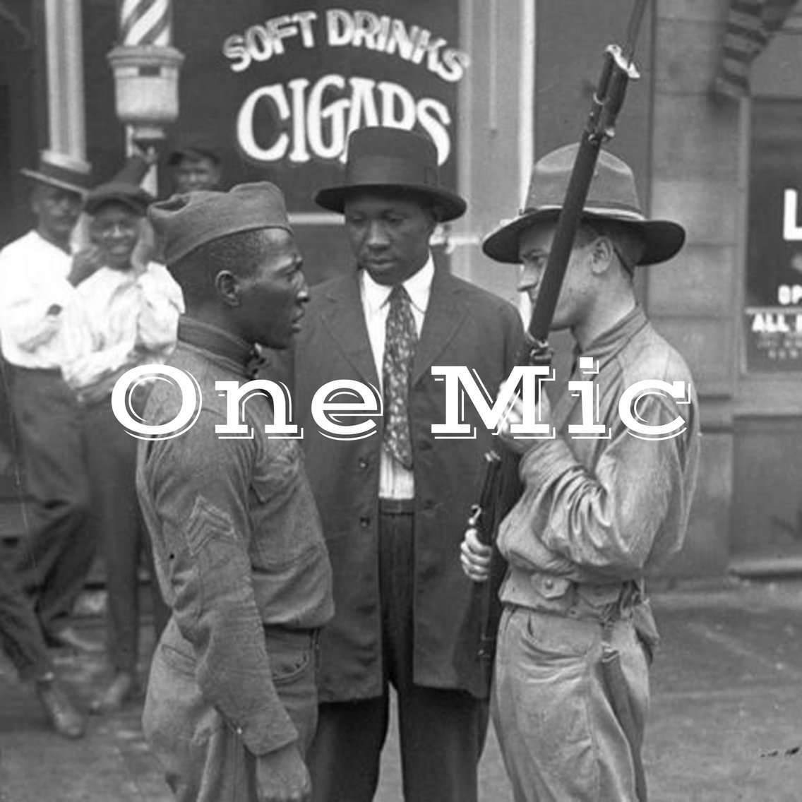 One Mic: Black History - Cover Image